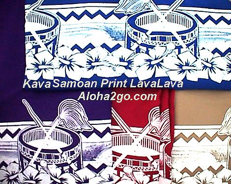 Samoan lavalava lava lava aloha2go.