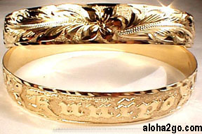 Hawaiian Bangles Bracelets Bracelet Heirloom Jewelry