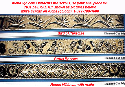 Click For Larger Hawaiian Jewelry Design